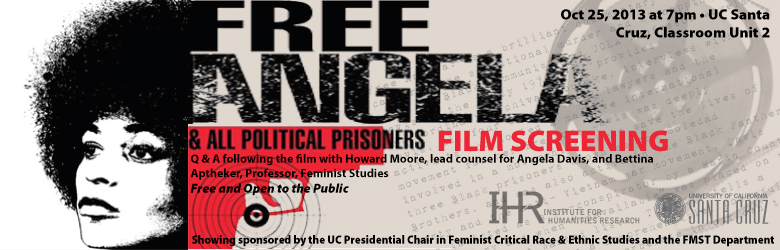 Free Angela! And All Political Prisoners postersnapshot