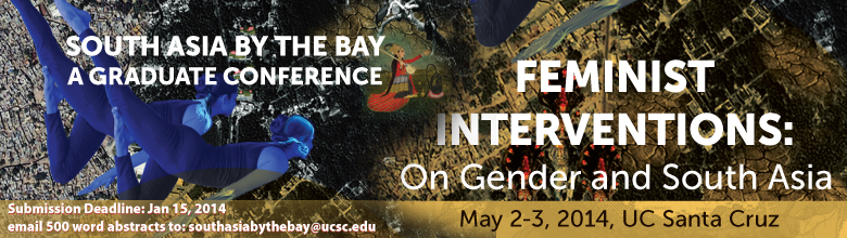 South Asia by the Bay Graduate Conference banner